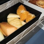 Norwegian Airlines meals