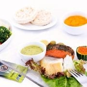 Aeroflot business class catering