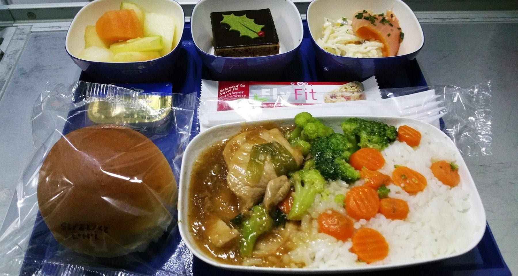 xiamen airlines economy class meal