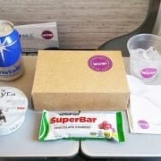 wow air meal