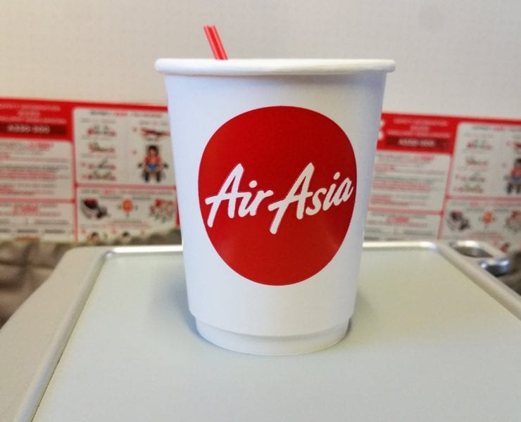 Air Asia Coffee