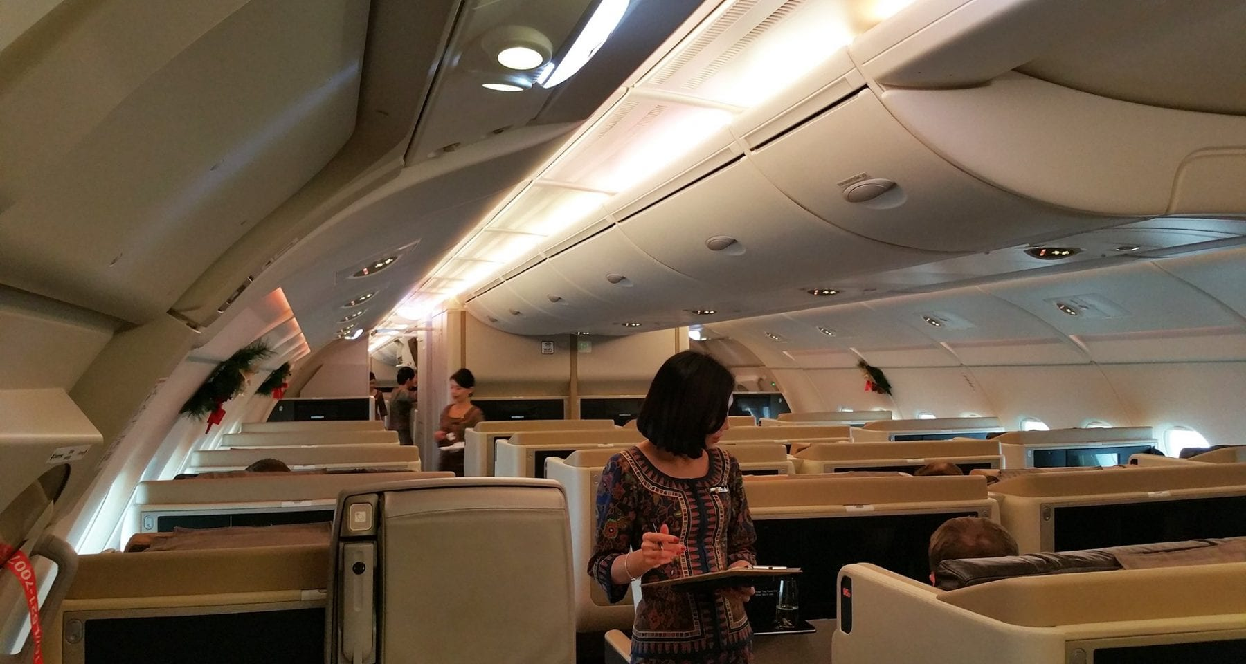 Singapore Airlines Cabin Service A380