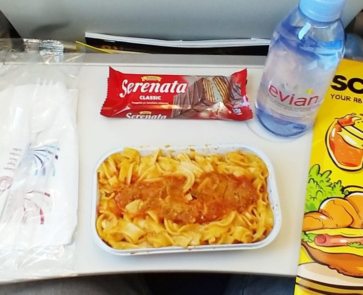 scoot airlines pre order meal