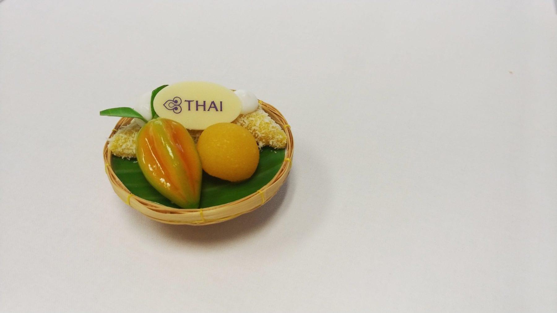 Traditional Thai Airways Desserts