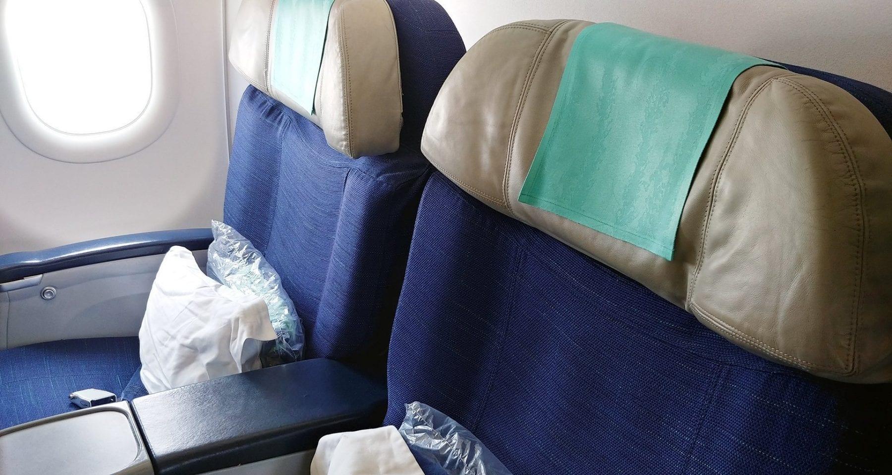 Air Calin Business class A320