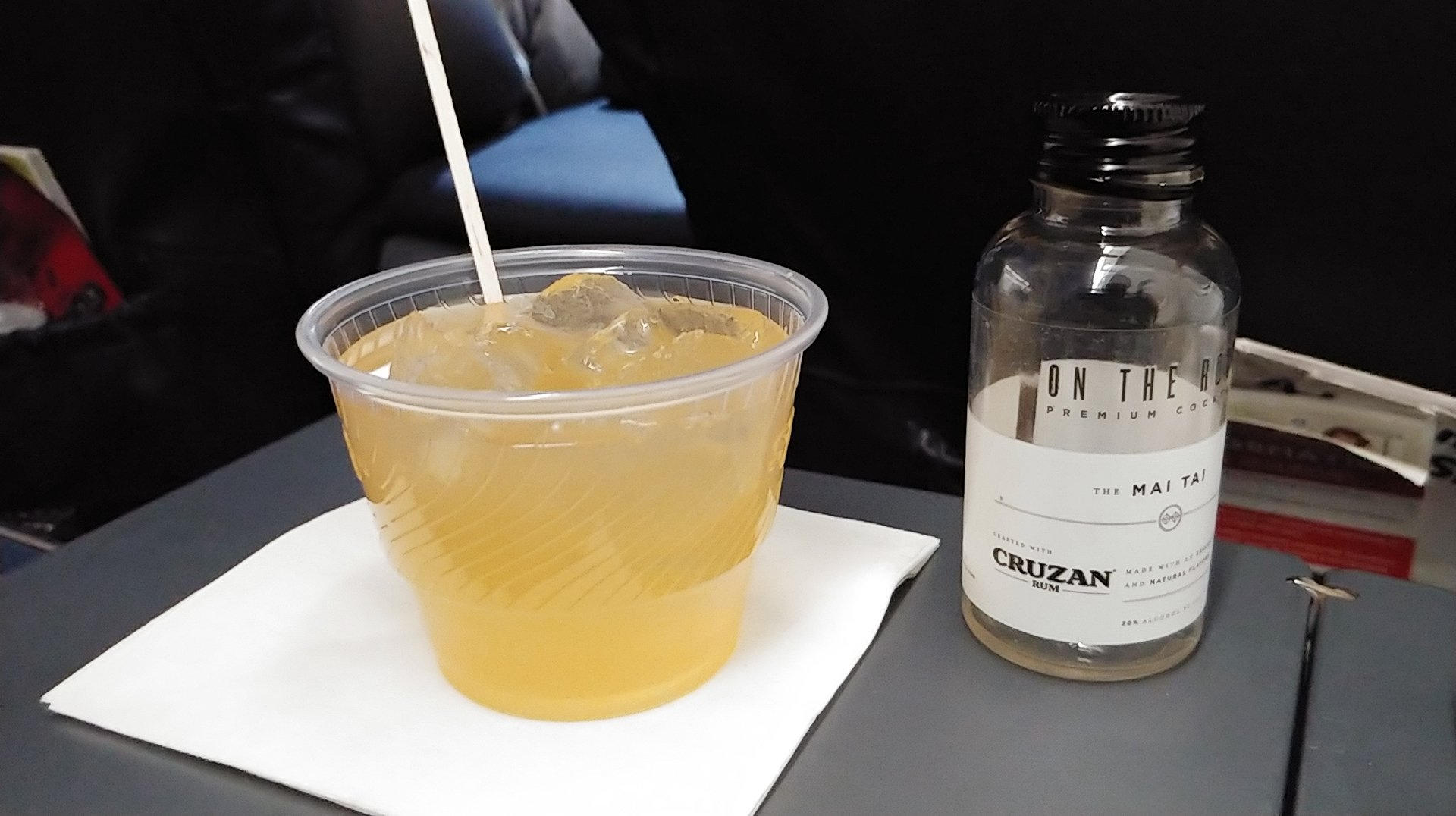spirit airlines Mai Tai