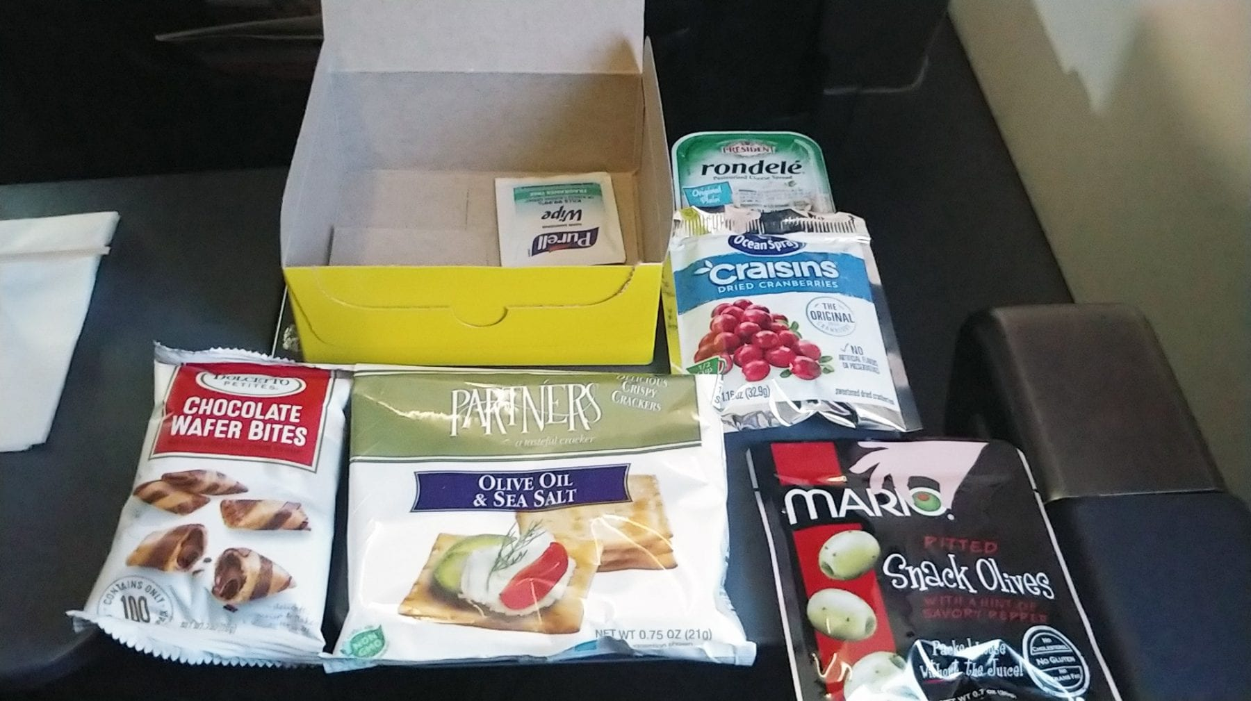 spirit airlines snacking altitude snackbox